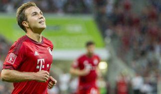 Mario Götze: Wird der Audi Cup sein letzter Auftritt im Bayern-Trikot? (Foto)
