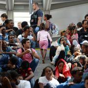 So viele Flüchtlinge strömen wirklich in die EU (Foto)