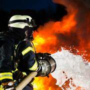 Tank explodiert - Schwerverletzte und Verschüttete (Foto)
