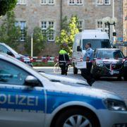Nach Messerattacke auf Revier: Polizist erschießt Angreifer (Foto)