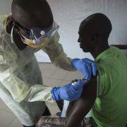 Ärzte ohne Grenzen: Gefährliche Ermüdung im Kampf gegen Ebola (Foto)
