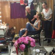 So viel Personal für Heidis Schönheit (Foto)