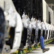 Daimler knackt imJuli Millionenmarke bei Autoverkäufen (Foto)