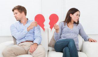 Das Institut der deutschen Wirtschaft hat das Risiko für eine Scheidung anhand des Wohnortes berechnet. (Foto)