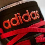 Adidas sieht sich auf Kurs (Foto)