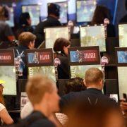 Tausende Privatbesucher strömen auf Spielemesse Gamescom (Foto)