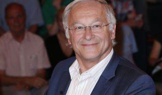 Martin Patzelt hilft Flüchtlingen und wird dafür beschimpft. (Foto)