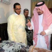 Viele Tote bei Selbstmordanschlag auf Moschee in Saudi-Arabien (Foto)