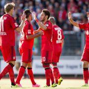 Wiedersehen mit Klose! Leverkusen trifft auf Lazio Rom (Foto)