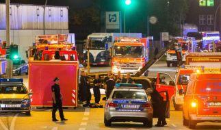 Chemieunfall in Hamburg: Ätzende Lauge ausgeströmt. (Foto)
