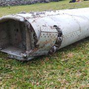 Frankreich will Suche nach MH370-Wrackteilen verstärken (Foto)