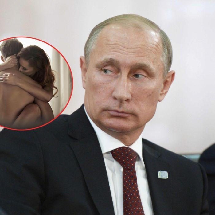 Wladimir Putin informierte sich über Giftmord beim Sex (Foto)