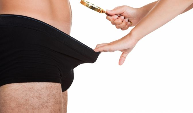 Penisvergrößerung geht schief