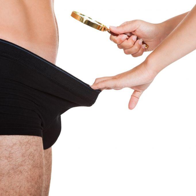OP-Pfusch extrem! Penis schrumpft auf 1 Zentimeter (Foto)