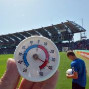 So können Sie trotz Hitze Sport treiben (Foto)