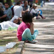 Bundesamt verteidigt «Aufnahmezentren» für Asylbewerber (Foto)