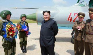 Zum 70. Jahrestag der Befreiung Koreas hat Nordkorea seine Uhren 30 Minuten zurückgestellt und seine eigene Zeitzone ausgerufen. (Foto)