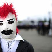 Gothic-Festival lockt extravagante Besucher (Foto)