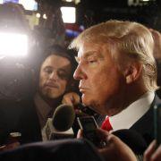 Trump droht mit unabhängiger Kandidatur (Foto)