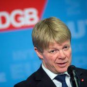 DGB-Chef für weitere Korrekturen am Mindestlohn (Foto)
