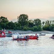 Vater und Sohn ertrinken im Rhein, DLRG erklärt Gefahr (Foto)