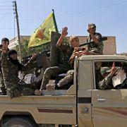 IS-Miliz verliert an Boden - Pentagon lobt Kurden (Foto)