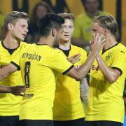 Borussia Dortmund gewinnt glanzlos mit 2:0 (Foto)