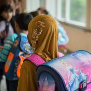 KMK-Vizepräsident: Gute Bildung für Flüchtlingskinder als Chance (Foto)