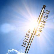 Verrücktes August-Wetter! Saharahitze und Gewitter (Foto)