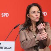SPD sieht Probleme für Union in zweiter Koalitions-Halbzeit (Foto)
