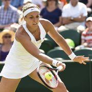 Auch Petkovic-Aus bei Tennis-Turnier in Toronto (Foto)