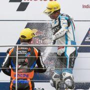Größter Erfolg für Philipp Oettl - Dritter in Indianapolis (Foto)
