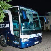 So geht es für Hertha BSC nach dem Schuss weiter (Foto)