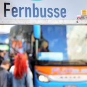 Betreiber: Maut für Fernbusse schwächt Wettbewerb (Foto)