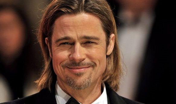 Was ist los bei Brad Pitt?!