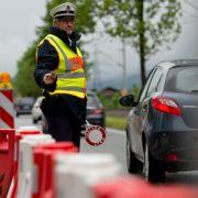 Deutsche Polizeigewerkschaft fordert wieder Grenzkontrollen (Foto)