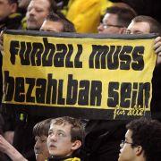 BVB-Fans boykottieren das Spiel gegen TSG Hoffenheim (Foto)