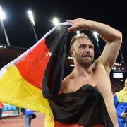 Robert Harting verkündet WM-Aus (Foto)