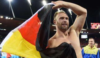 Robert Harting hat seinen Teilnahmen an der WM in Peking abgesagt. (Foto)
