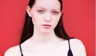 GNTM-Model Ajsa Selimovic ist ziemlich selbstbewusst. (Foto)