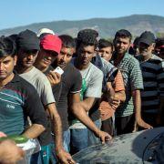 Flüchtlinge auf Kos: Politiker beklagen dramatische Zustände (Foto)