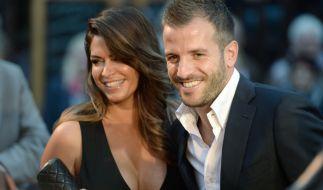 Sabia Boulahrouz und Rafael van der Vaart in glücklicheren Tagen. (Foto)