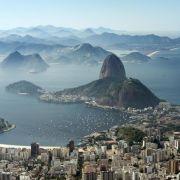 Krise in Brasilien: Olympia-Land fast auf «Ramschniveau» (Foto)