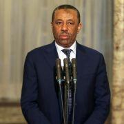 Verwirrung um libyschen Regierungschef: Rücktritt? (Foto)
