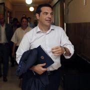 Abstimmung in Athen über Milliardenhilfen (Foto)