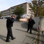 Junge Frau in Wiesbadener Asylbewerberheim getötet (Foto)
