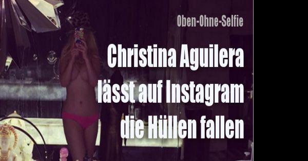 Christina aguilera oben ohne