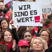 Steht uns nun ein neuer Kita-Streik bevor? (Foto)