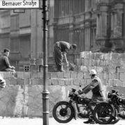 54. Jahrestag des Mauerbaus (Foto)