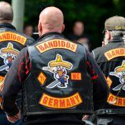 Prozess gegen rechtsextreme Rocker in Regensburg (Foto)
